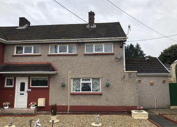 Thumbnail Semi-detached house for sale in Llygad Yr Haul, Glynneath, Neath, Neath Port Talbot.