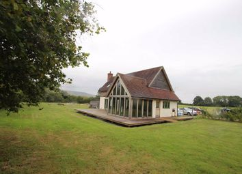 Thumbnail 3 bed detached house to rent in Preston-On-Wye, Hereford