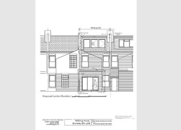 Thumbnail 2 bed terraced house for sale in Hilldrop Road, Bromley, Kent