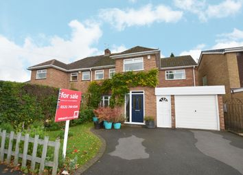 4 bed semi-detached house for sale in Loxley Avenue, Shirley, Solihull B90