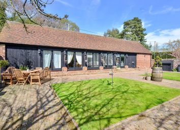 Thumbnail 3 bed barn conversion for sale in Uckham Lane, Battle