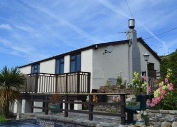 Thumbnail 2 bed bungalow for sale in Rhoslefain, Tywyn, Gwynedd
