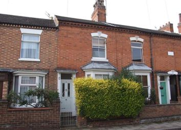 Thumbnail 2 bed terraced house to rent in Gladstone Street, Loughborough