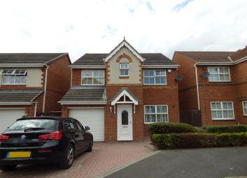 Thumbnail 4 bed detached house for sale in Bigbury Close, Newbottle, Houghton-Le-Spring
