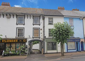 Thumbnail 3 bedroom terraced house for sale in High Street, Cullompton