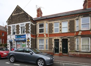 Thumbnail 3 bed terraced house for sale in Market Road, Canton, Cardiff