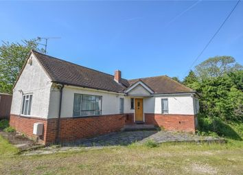 Thumbnail 3 bed detached bungalow to rent in Barkham Road, Wokingham, Berkshire