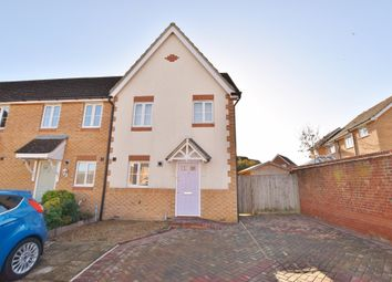 Thumbnail 3 bed end terrace house to rent in Hill Rise, Orchard Heights