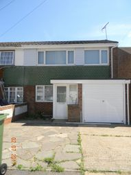 Thumbnail 3 bed terraced house to rent in Portsea Road Tilbury, Tilbury
