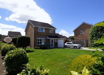 Thumbnail 3 bed detached house for sale in Emlyn Close, Worle, Weston-Super-Mare