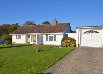 Thumbnail 3 bed detached bungalow for sale in Woodlands Close, Offwell, Honiton