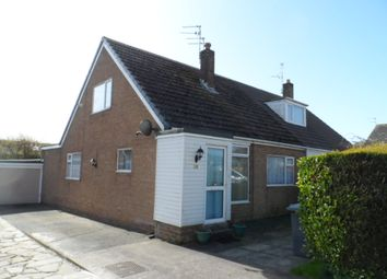 Thumbnail 3 bedroom semi-detached house for sale in Eddleston Close, Staining, Blackpool
