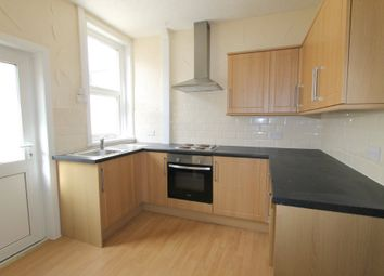 Thumbnail 2 bedroom terraced house for sale in Wall Street, Blackpool