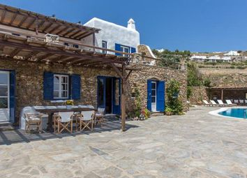 Thumbnail 4 bed villa for sale in Panormos, Mykonos, Cyclade Islands, South Aegean, Greece