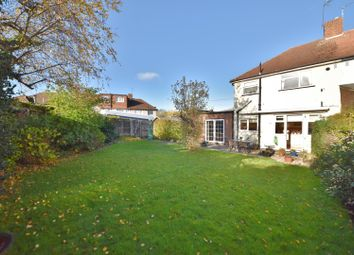 Thumbnail 3 bed end terrace house for sale in Fulwell Park Avenue, Twickenham