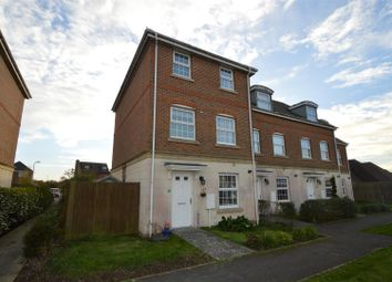 Thumbnail 5 bed end terrace house for sale in Scholars Walk, Bexhill-On-Sea