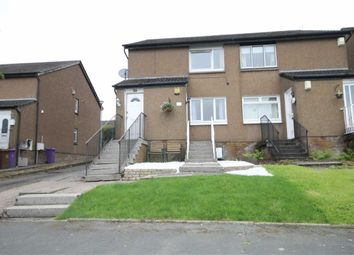 Thumbnail 1 bed flat for sale in Dunalastair Drive, Millerston, Glasgow