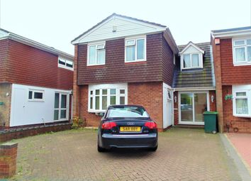 Thumbnail 4 bedroom link-detached house to rent in St Valentines Close, Sandwell Valley