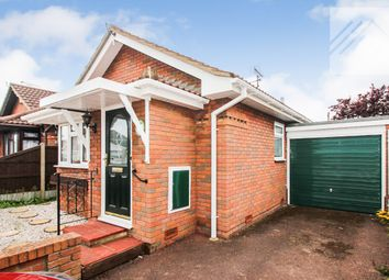 Thumbnail 1 bed bungalow for sale in Sydervelt Road, Canvey Island