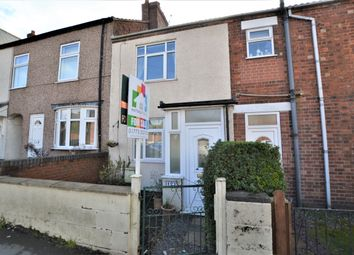 2 bed terraced house for sale in Pentrich Road, Swanwick DE55