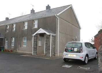 Thumbnail 2 bed end terrace house to rent in Pen Y Berth, Tynreithin, Tregaron