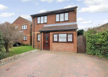 Thumbnail 3 bed detached house for sale in Ramleaze Drive, Ramleaze, Swindon