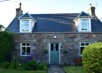 Thumbnail 3 bed detached house for sale in Jessiefield, Willoughby Street, Muthill, Crieff