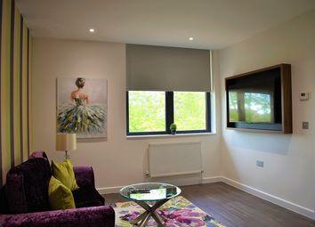 Thumbnail 1 bedroom flat to rent in Milburn House, Milburn Avenue, Milton Keynes
