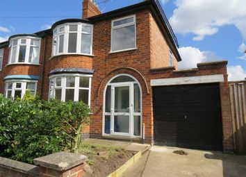 Thumbnail 3 bed semi-detached house to rent in Aylestone Road, Aylestone, Leicester