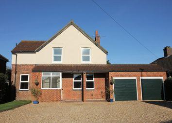 Thumbnail 5 bed detached house for sale in Stubbington Lane, Stubbington, Fareham
