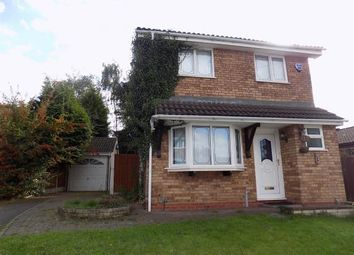 Thumbnail 3 bed detached house for sale in Stableford Close, Harborne, Birmingham, West Midlands