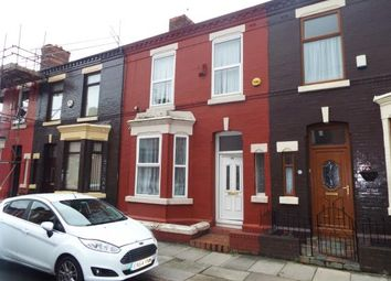 Thumbnail 3 bed terraced house for sale in Esher Road, Liverpool, Merseyside