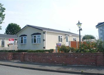 Thumbnail 2 bed mobile/park home for sale in Ellis Drive, Llay, Wrexham