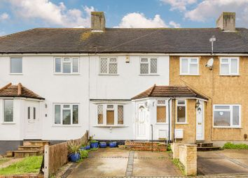 Thumbnail 2 bed terraced house for sale in Clippesby Close, Chessington