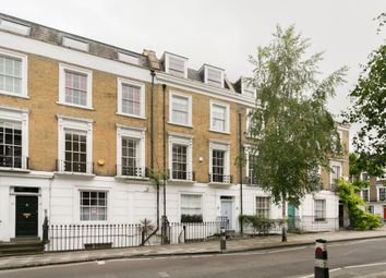 Thumbnail 4 bed terraced house to rent in Delancey Street, London