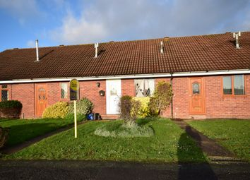 Thumbnail 1 bed terraced bungalow for sale in Egerton Place, Whitchurch