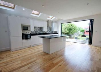 Thumbnail 5 bed semi-detached house to rent in Cleveland Road, New Malden