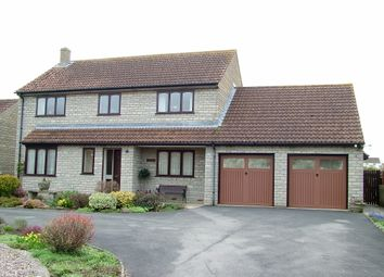 Thumbnail 4 bed detached house to rent in Church Street, Barton St David