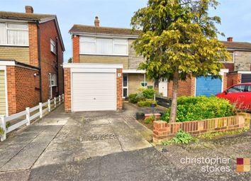 Thumbnail 3 bed semi-detached house for sale in Oakdene, Cheshunt, Cheshunt, Hertfordshire