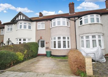 Thumbnail 3 bedroom terraced house for sale in Marlborough Road, Romford