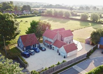 Thumbnail 5 bed detached house for sale in Mill Road, Barton St. David, Somerton