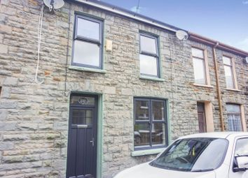 Thumbnail 4 bed terraced house for sale in Herbert Street, Treorchy
