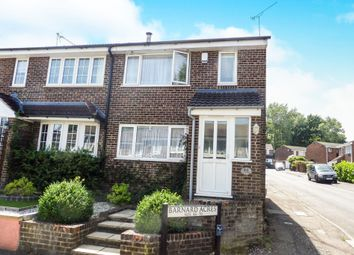 Thumbnail 3 bed end terrace house for sale in Barnard Acres, Nazeing, Waltham Abbey