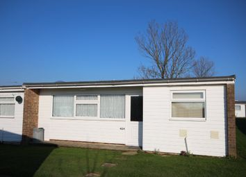 Thumbnail 3 bedroom terraced bungalow for sale in California Road, California, Great Yarmouth