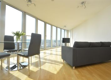 Thumbnail 2 bed flat to rent in The Eye, Glass Wharf, Bristol