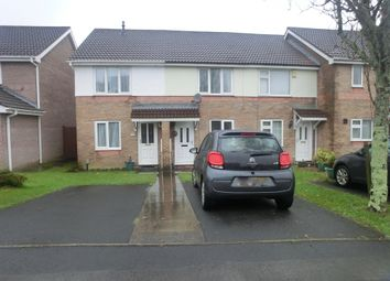 Thumbnail 2 bed terraced house for sale in Ffynnon Samlet, Llansamlet