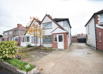 Thumbnail 5 bed semi-detached house to rent in Cranford Drive, Hayes