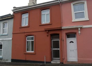 Thumbnail 1 bed flat to rent in Clarence Place, Morice Town, Plymouth