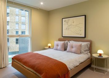 Thumbnail 2 bed flat for sale in 31 Waterline Way, London