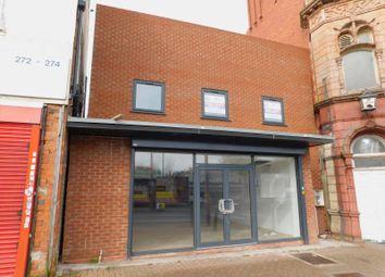 Thumbnail Retail premises to let in Ground Floor, 272A Soho Road, Birmingham